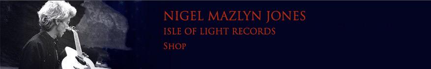 Nigel Mazlyn Jones